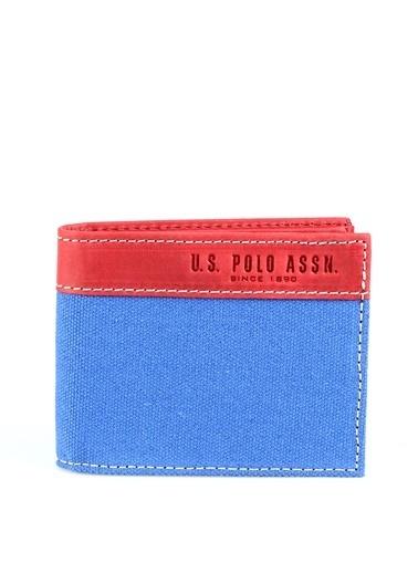 U.S.Polo Assn. Cüzdan Mavi